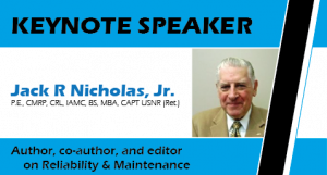 Keynote Speaker: Jack R Nicholas, Jr.